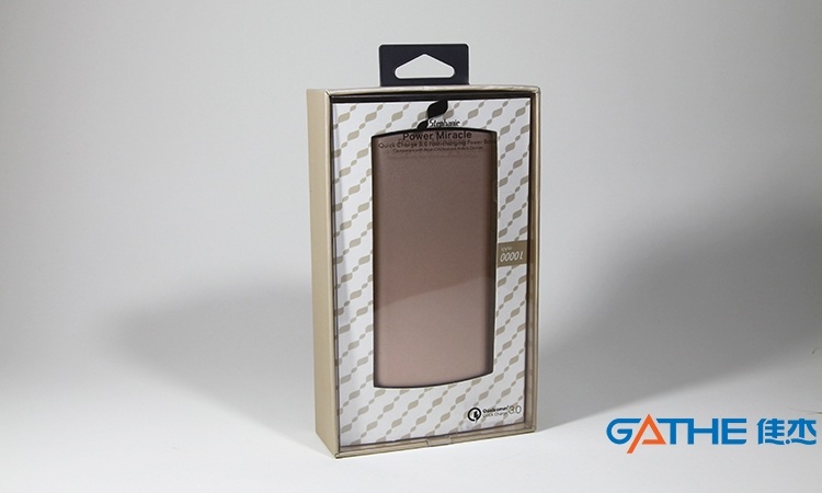 Mobile power packaging box